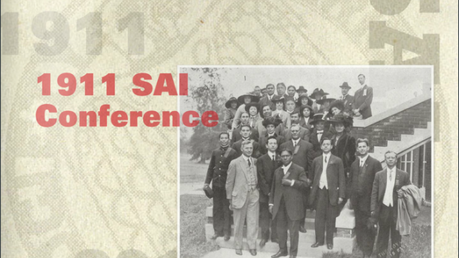 Society of American Indians Conference, Image 1