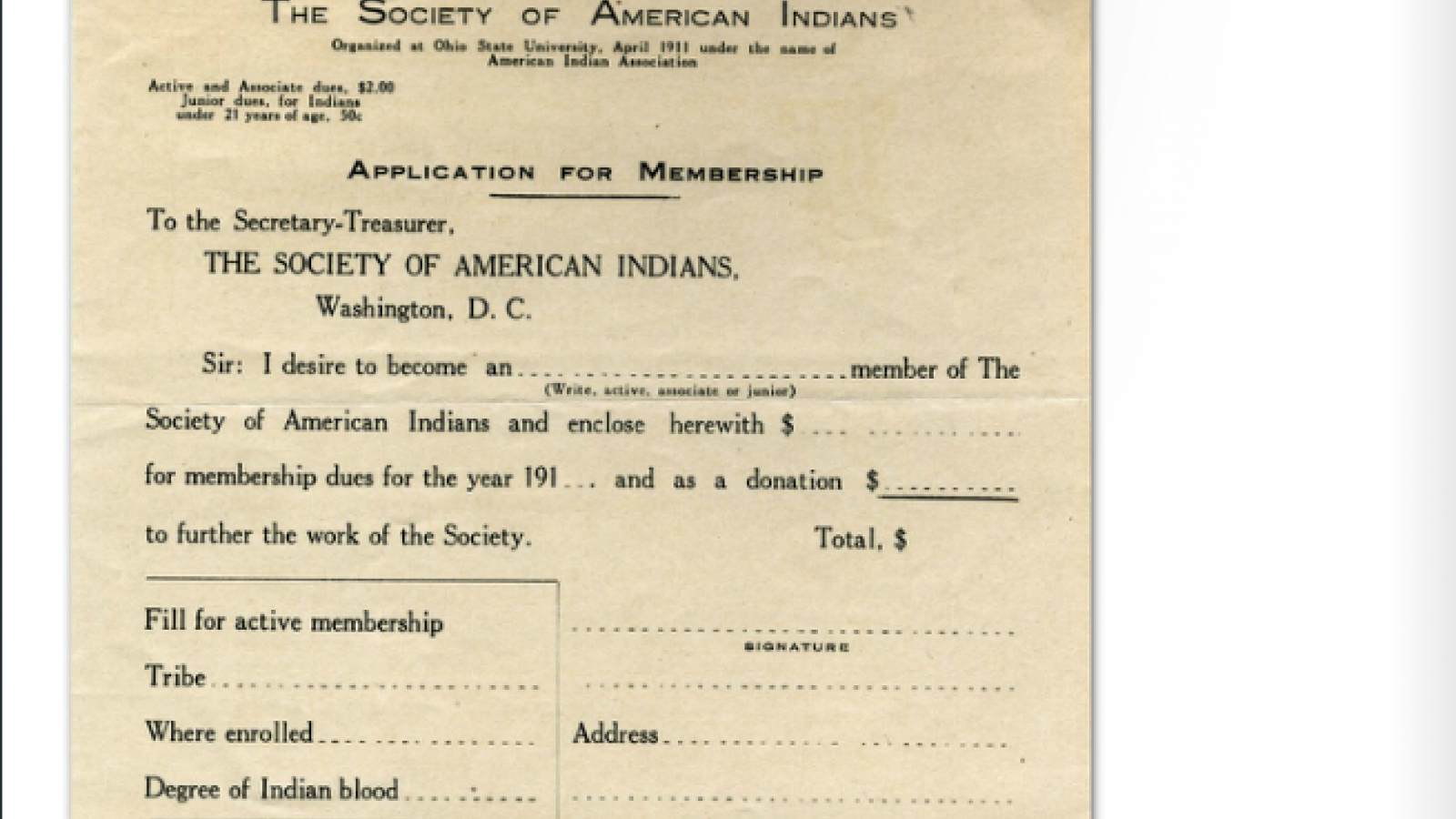 Society of American Indians Conference, Image 8
