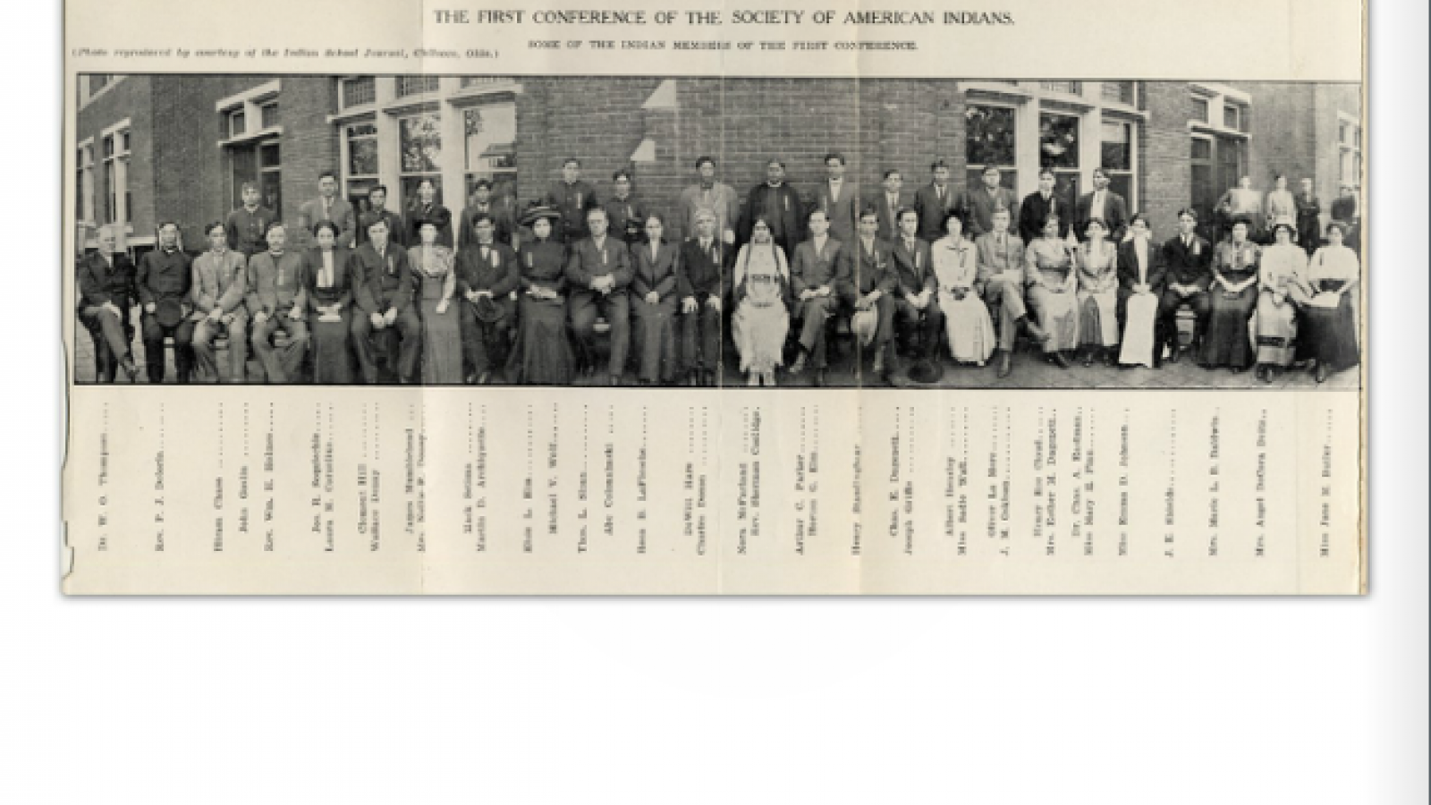 Society of American Indians Conference, Image 14