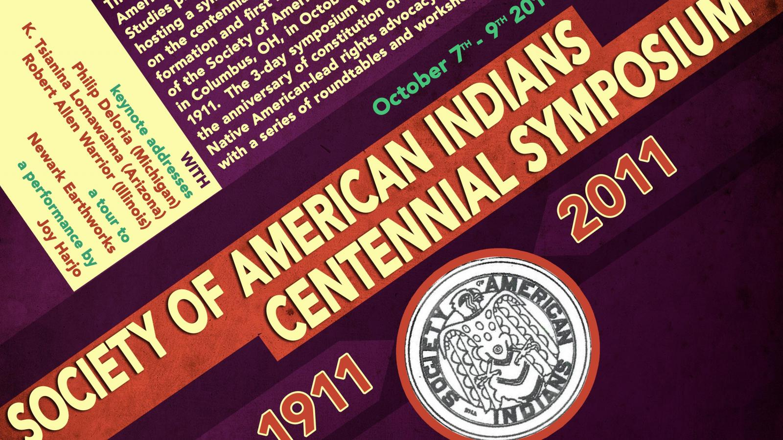 The SAI Centennial Flyer